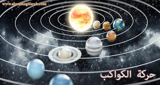 حركة الكواكب وتأثيره على الابراج عام 2021