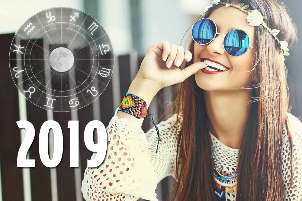 من هي الابراج الاكثر حظاً في العام 2019؟