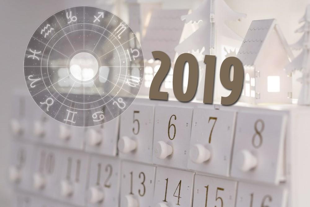 حسب تاريخ ميلادك اكتشف ما تخبئه لك سنة 2019