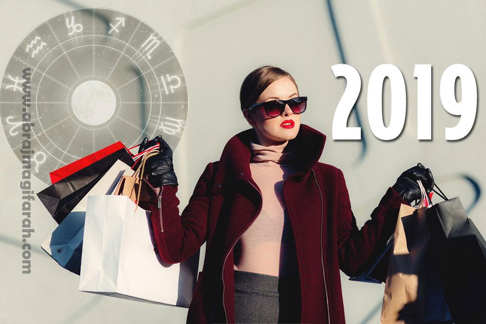 الابراج التي ينتظرها الثراء في العام 2019